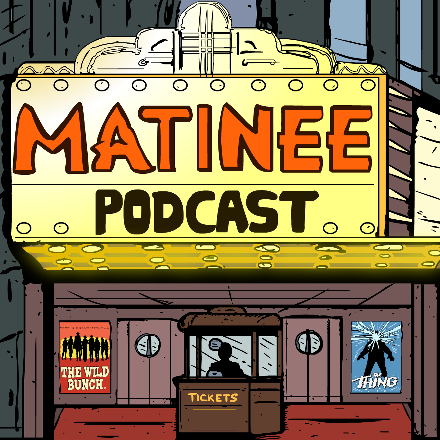 Matinee Podcast.