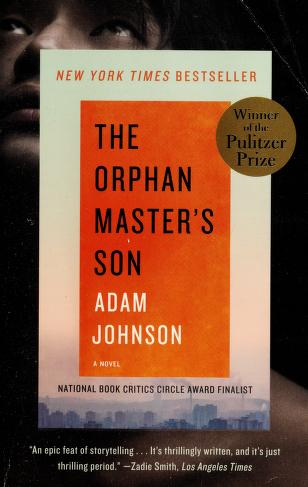 Cover of: The Orphan Master's Son  